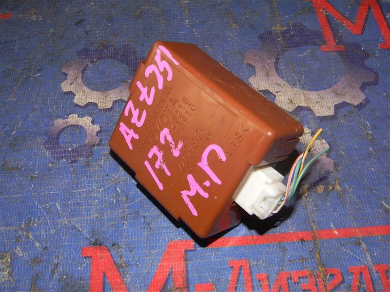 Блок управления Toyota Avensis AZT251 2AZ-FSE 2007