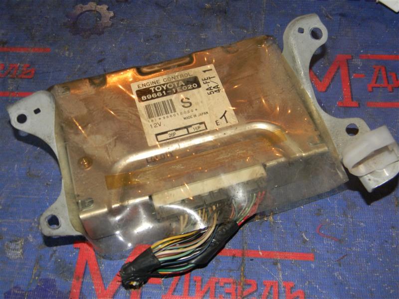 Блок управления двс Toyota Corolla AE110 5A-FE 1998