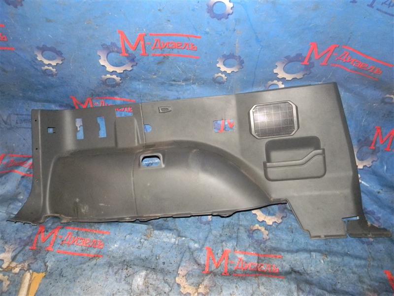 Обшивка багажника Mitsubishi Pajero V26W 4M40-T 1995 задняя левая