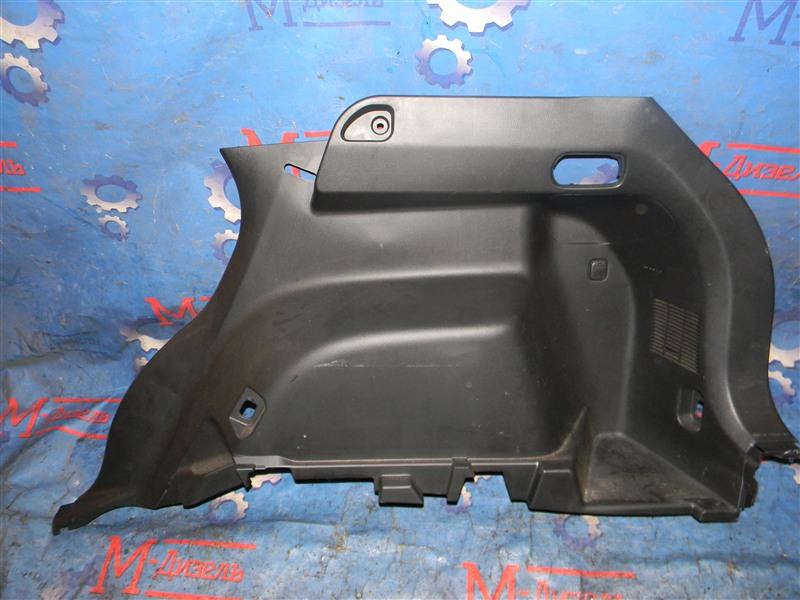 Обшивка багажника Mazda Cx-5 KE2FW SH-VPTS 2012 задняя правая нижняя