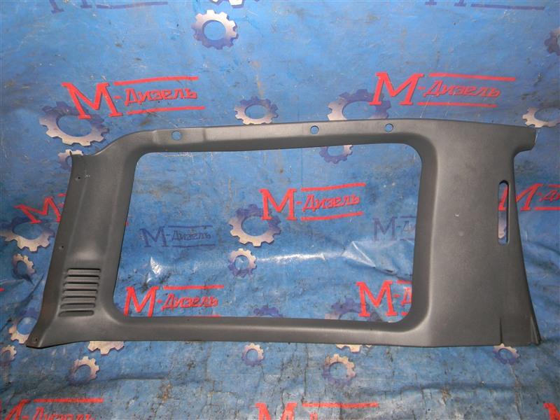 Обшивка багажника Mitsubishi Pajero V26W 4M40-T 1995 задняя левая верхняя