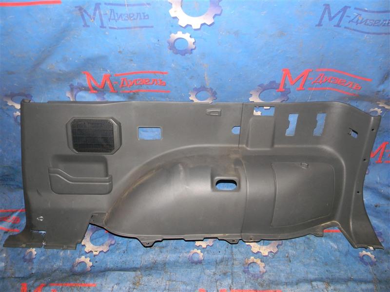 Обшивка багажника Mitsubishi Pajero V26W 4M40-T 1995 задняя правая нижняя