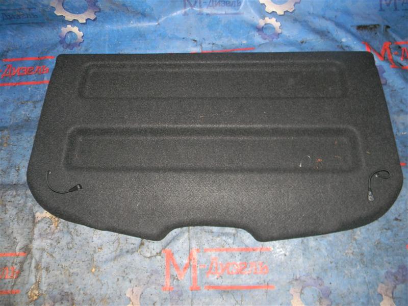 Полка багажника Nissan Qashqai KJ10 MR20DE 2011