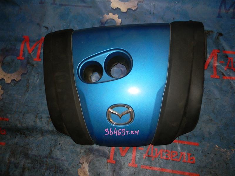 Крышка на двигатель декоративная Mazda Cx-5 KEEFW PE-VPS 2011