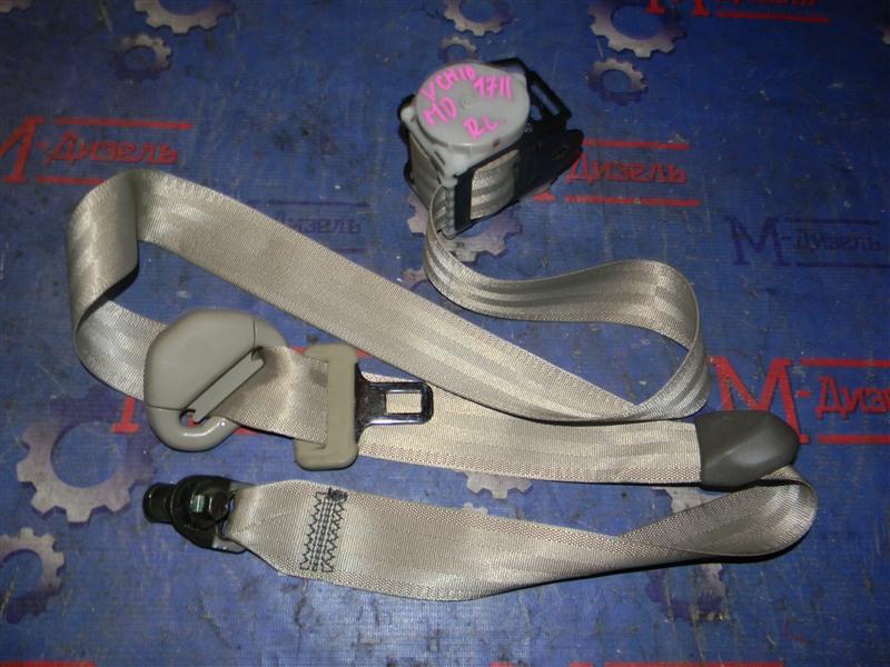 Ремень безопасности Toyota Granvia VCH10 5VZ-FE 2001 задний левый