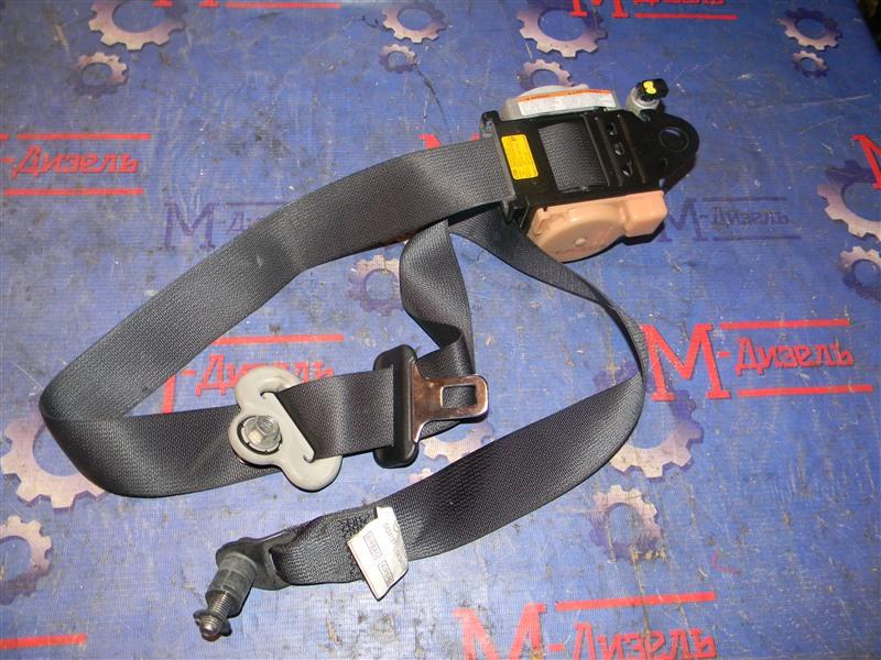 Ремень безопасности Suzuki Grand Vitara TD54W J20A 2006 передний левый