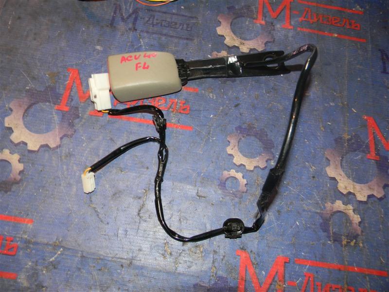 Ремень безопасности Toyota Camry ACV40 2AZ-FE 2009 передний левый