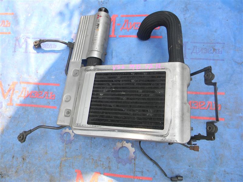 Радиатор интеркулера Mitsubishi Pajero V26W 4M40-T 1995