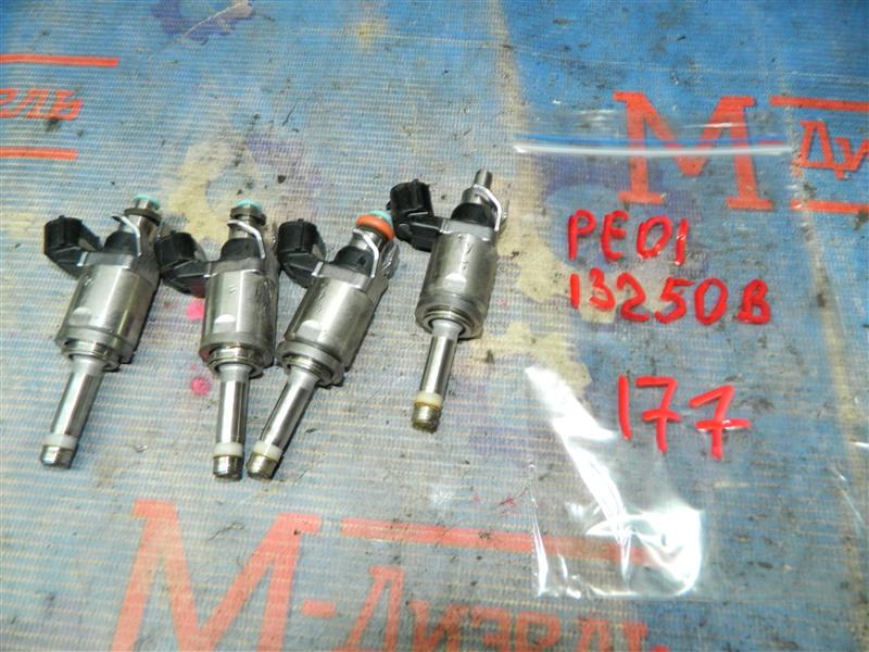 Форсунка Mazda Cx-5 KEEFW PE-VPS 2011