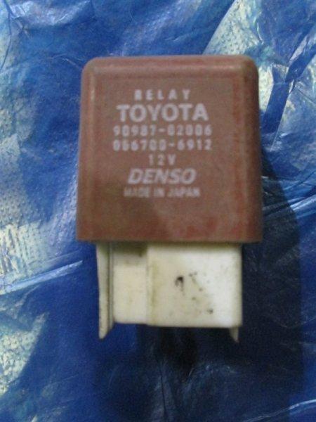 Реле Toyota Corolla Fielder NZE121 1NZ-FE 2005