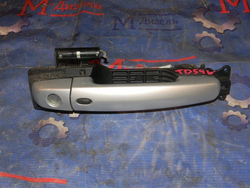 Ручка двери внешняя Suzuki Grand Vitara TD54W J20A 2006 передняя правая