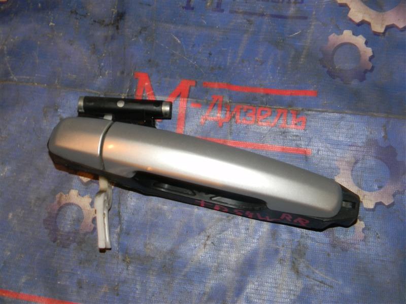 Ручка двери внешняя Suzuki Grand Vitara TD54W J20A 2006 задняя правая