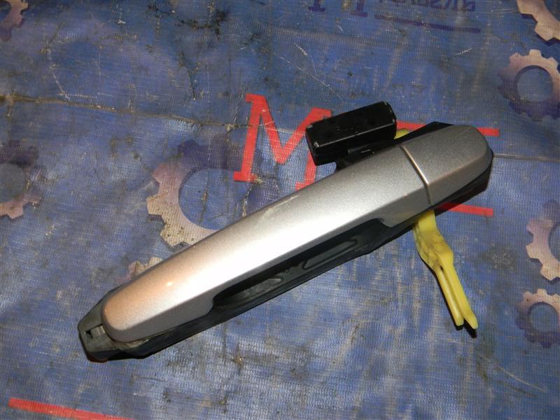 Ручка двери внешняя Toyota Rav4 ACA31 2AZ-FE 2006 задняя левая