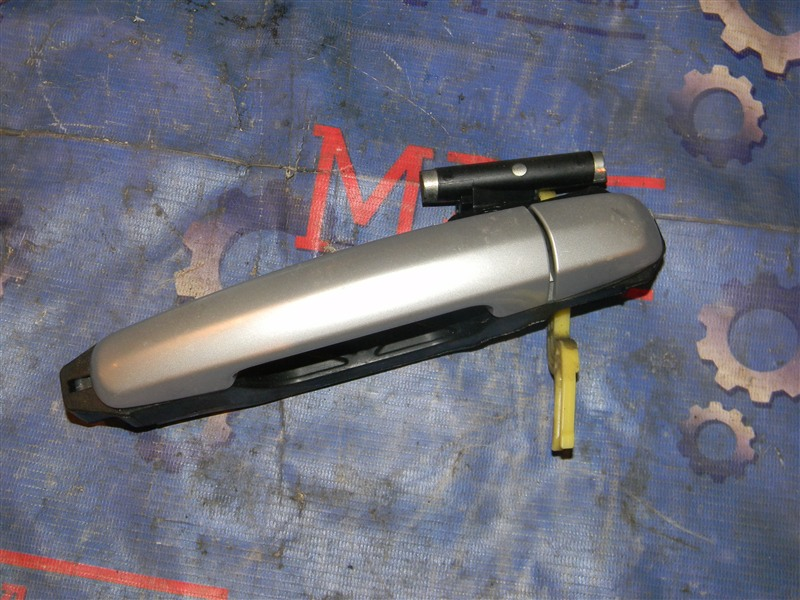 Ручка двери внешняя Suzuki Grand Vitara TD54W J20A 2006 задняя левая