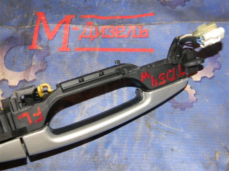 Ручка двери внешняя Suzuki Grand Vitara TD54W J20A 2006 передняя левая