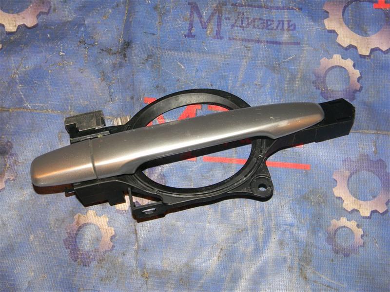 Ручка двери внешняя Mitsubishi Outlander Xl CW5W 4B12 2005 задняя правая