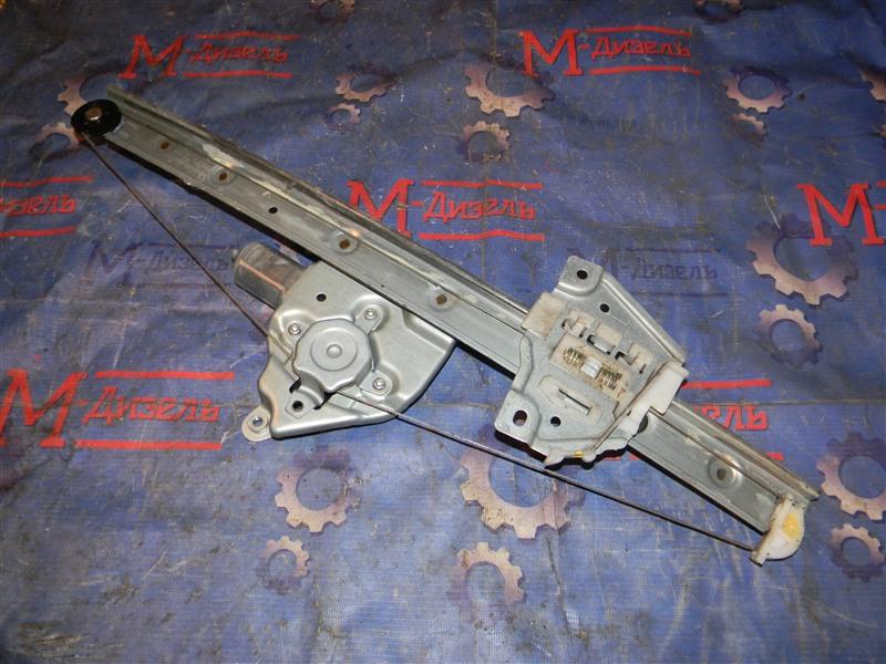 Стеклоподъемник Suzuki Grand Vitara TD54W J20A 2006 задний левый