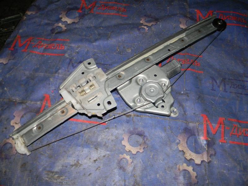 Стеклоподъемник Suzuki Grand Vitara TD54W J20A 2006 задний правый