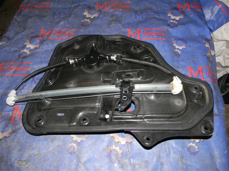 Стеклоподъемник Mazda Cx-5 KEEFW PE-VPS 2011 задний правый