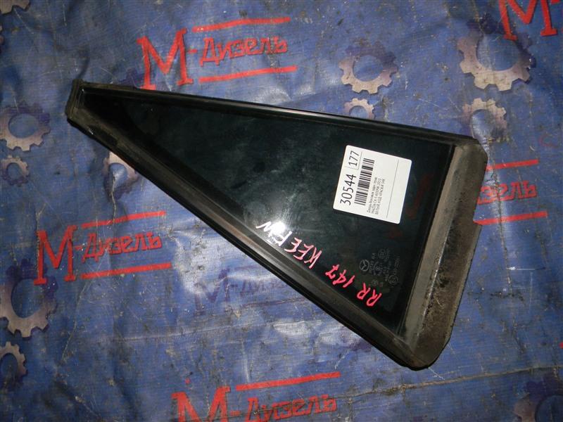 Стекло боковое Mazda Cx-5 KEEFW PE-VPS 2011 заднее правое