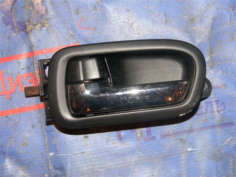 Ручка двери внутренняя Suzuki Grand Vitara TD54W J20A 2006 задняя левая