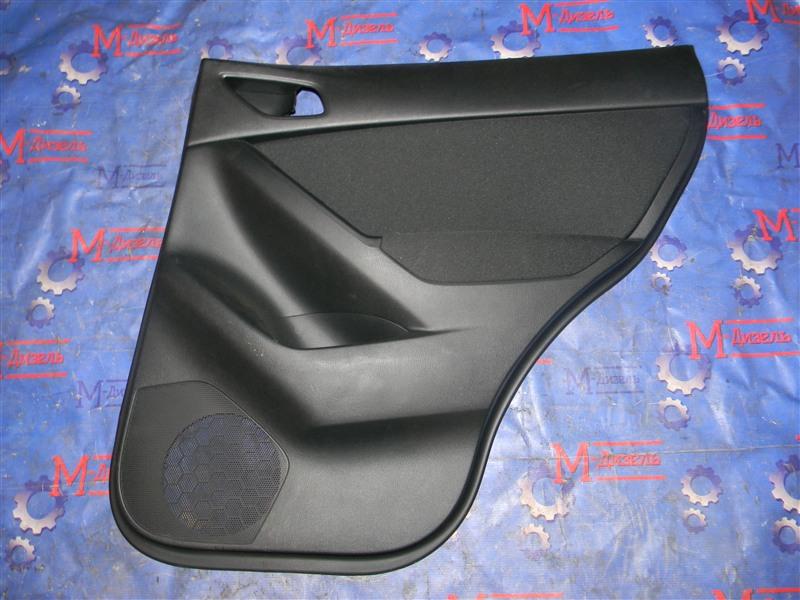 Обшивка двери Mazda Cx-5 KEEFW PE-VPS 2011 задняя правая