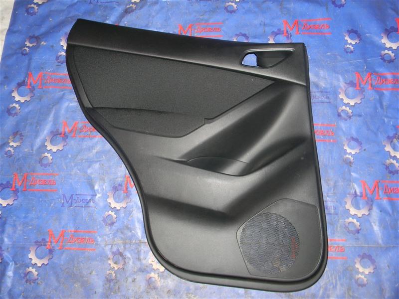 Обшивка двери Mazda Cx-5 KEEFW PE-VPS 2011 задняя левая