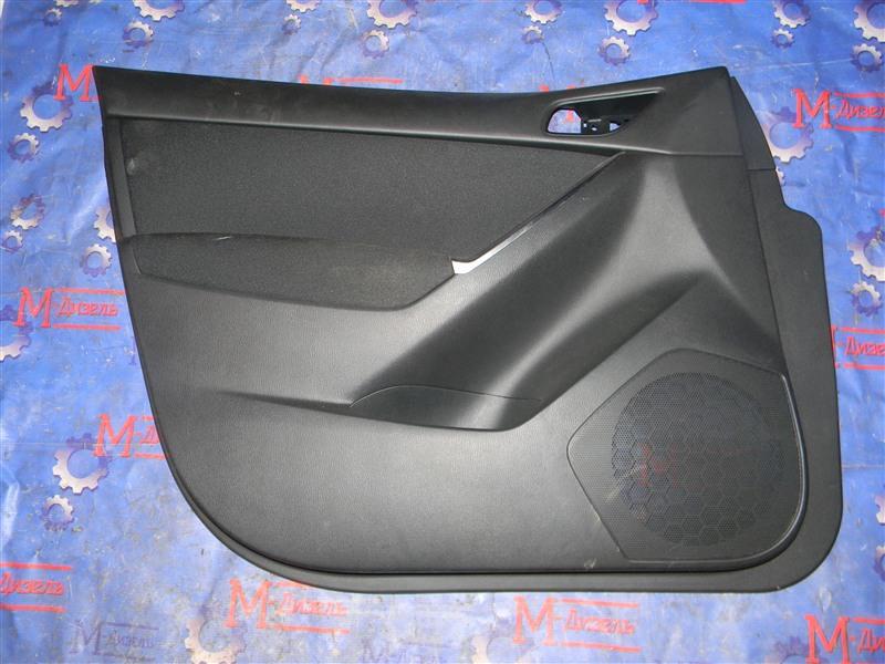 Обшивка двери Mazda Cx-5 KE2FW SH-VPTS 2012 передняя левая