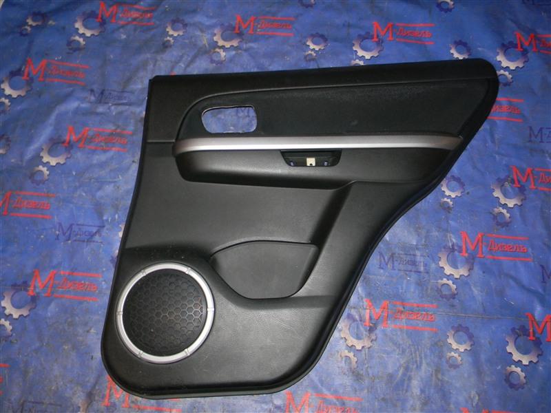 Обшивка двери Suzuki Grand Vitara TD54W J20A 2006 задняя правая