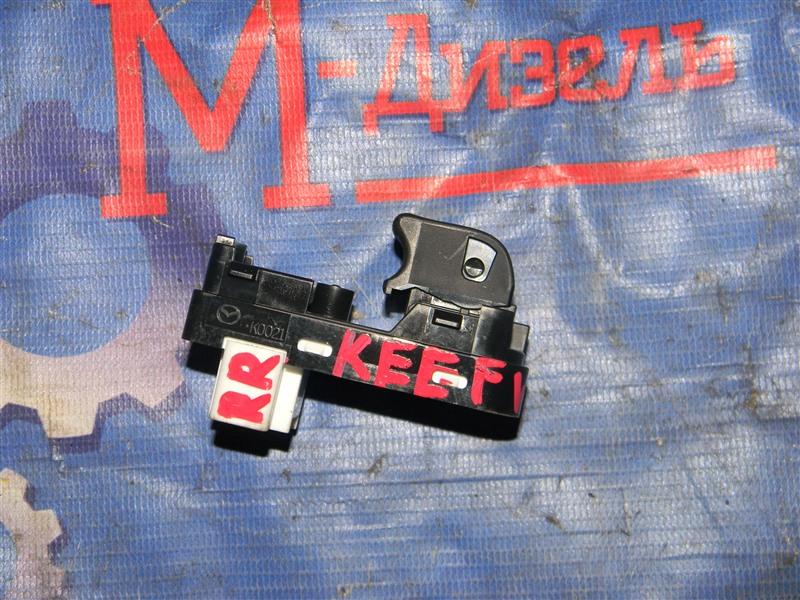 Кнопка стеклоподъемника Mazda Cx-5 KEEFW PE-VPS 2011 задняя правая