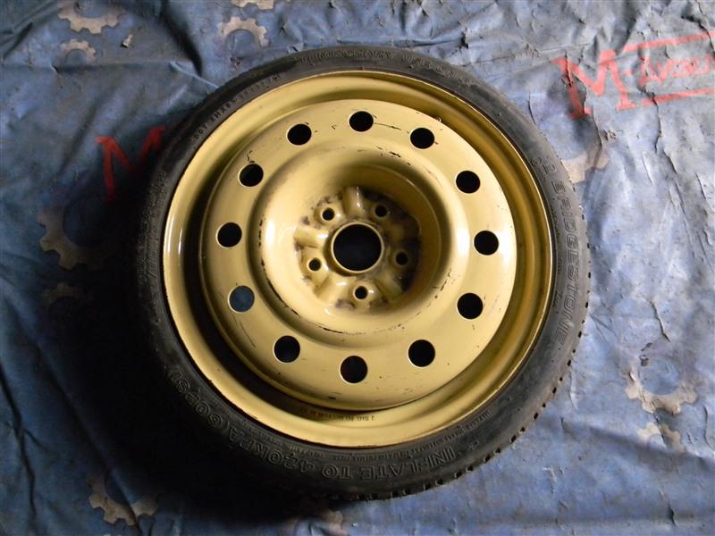 Запасное колесо Toyota