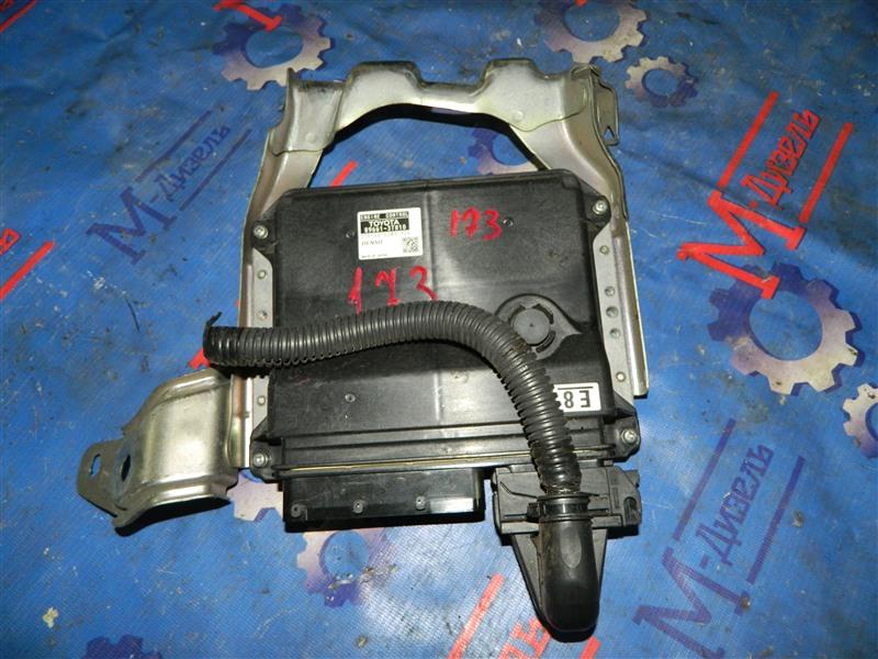 Блок управления двс Toyota Camry ACV40 2AZ-FE 2009