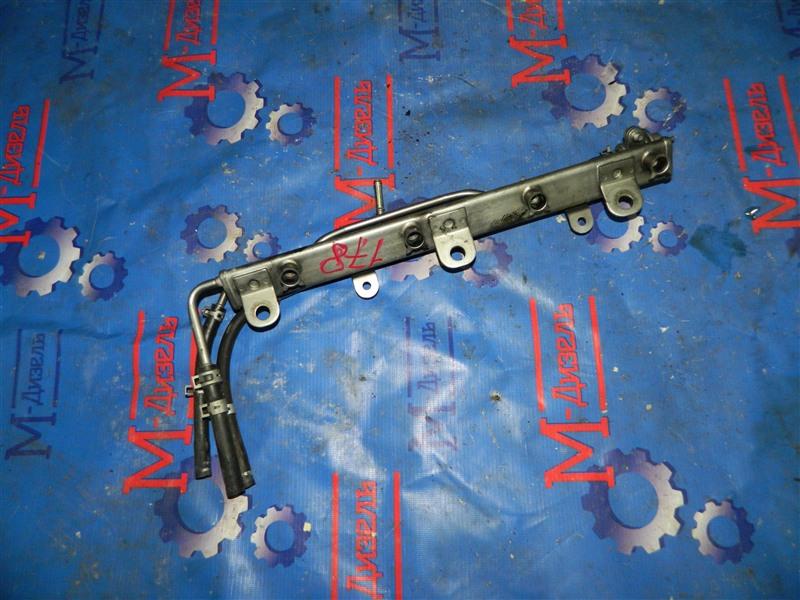 Топливная рейка Suzuki Grand Vitara TD54W J20A 2006