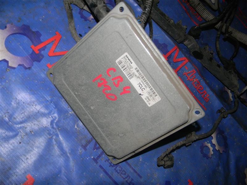 Блок управления двс Ford Focus CB4 SIDA 2008