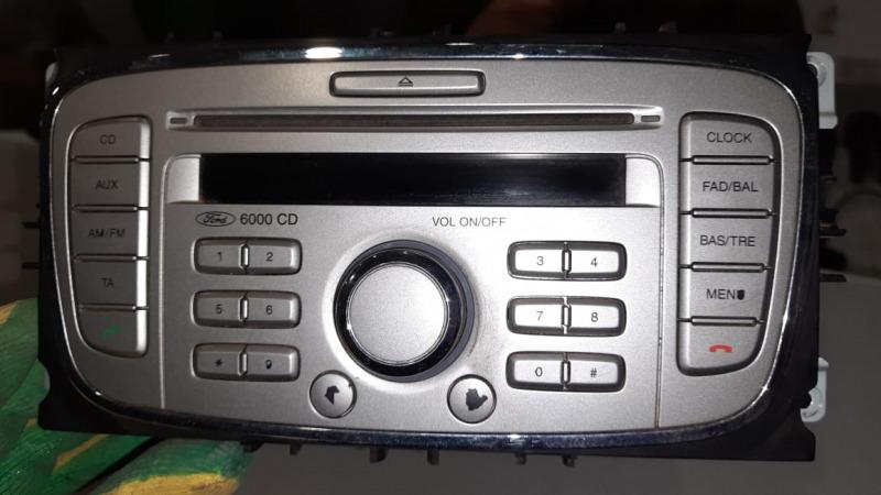 Магнитофон Ford Focus CB4 SIDA 2008