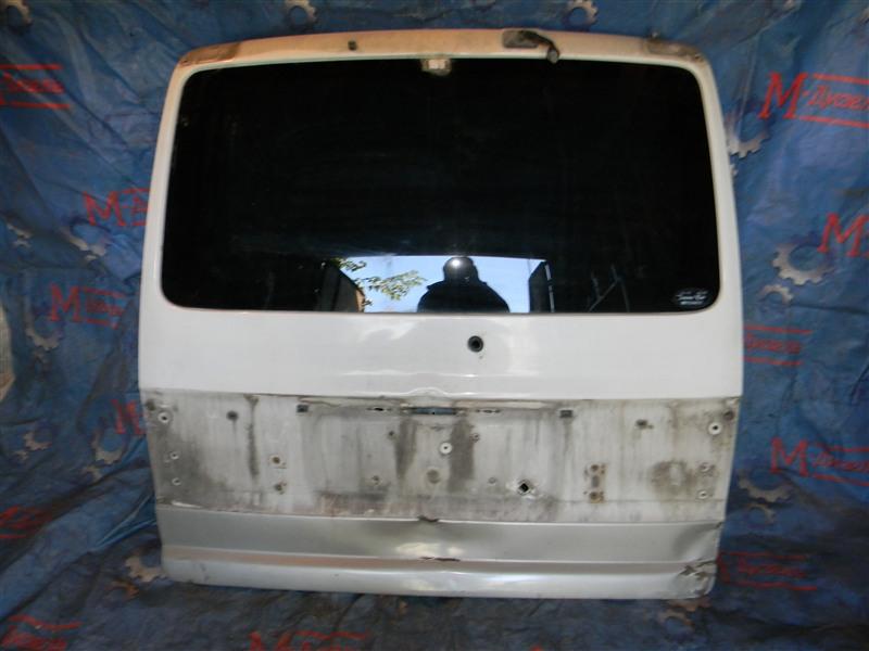 Дверь 5я Mazda Bongo Friendee SGL5 WL-T 1996