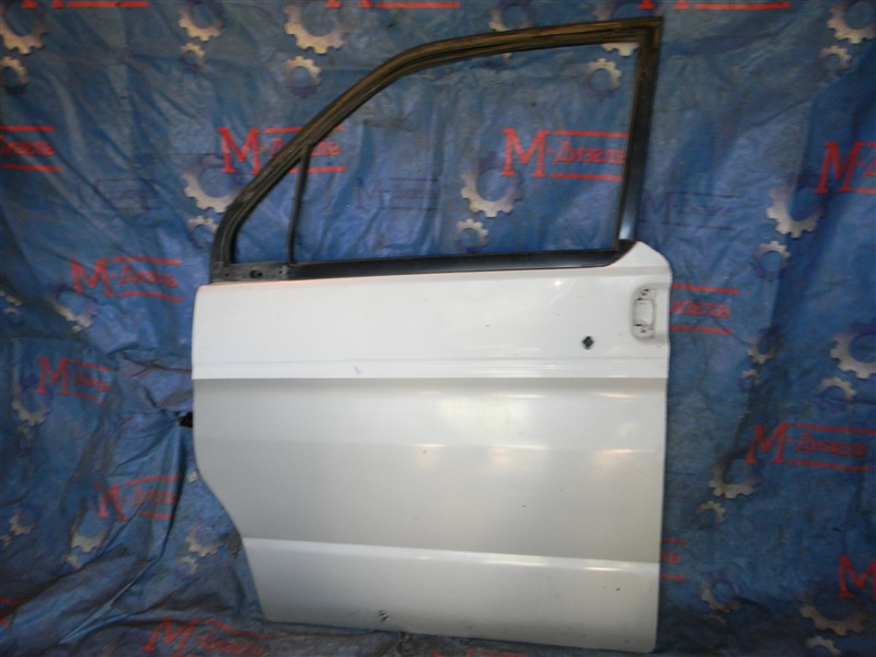 Дверь боковая Mazda Bongo Friendee SGL5 WL-T 1996 передняя левая