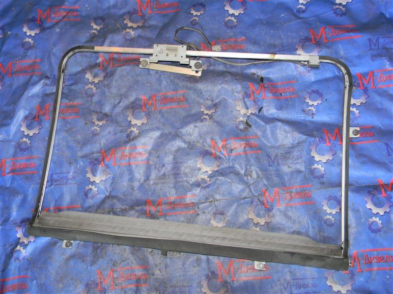 Шторка на стекло Mazda Bongo Friendee SGL5 WL-T 1996 задняя левая