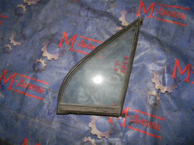 Стекло боковое Mazda Bongo Friendee SGL5 WL-T 1996 переднее левое