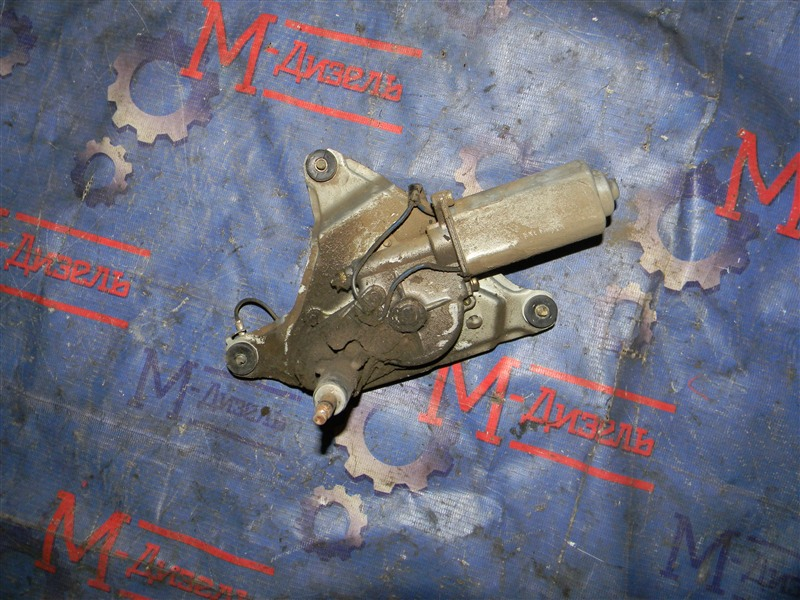 Привод дворников Mazda Bongo Friendee SGL5 WL-T 1996 задний