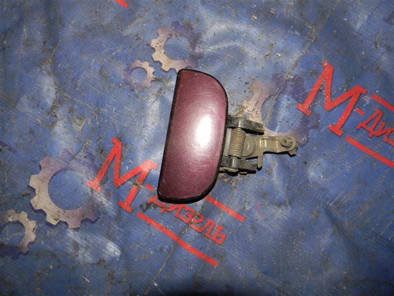 Ручка двери внешняя Mazda Bongo Friendee SGL5 WL-T 1996 передняя правая