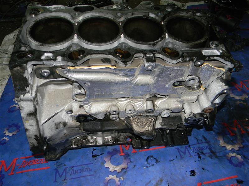 Блок цилиндров Mazda Cx-5 KE2FW SH-VPTS 2012