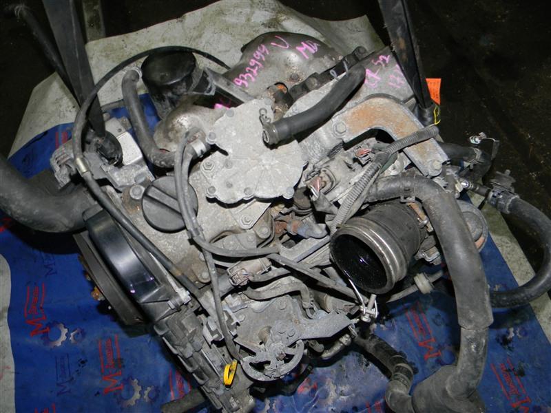 Двигатель Toyota Townace Noah CR52 3CE 2001