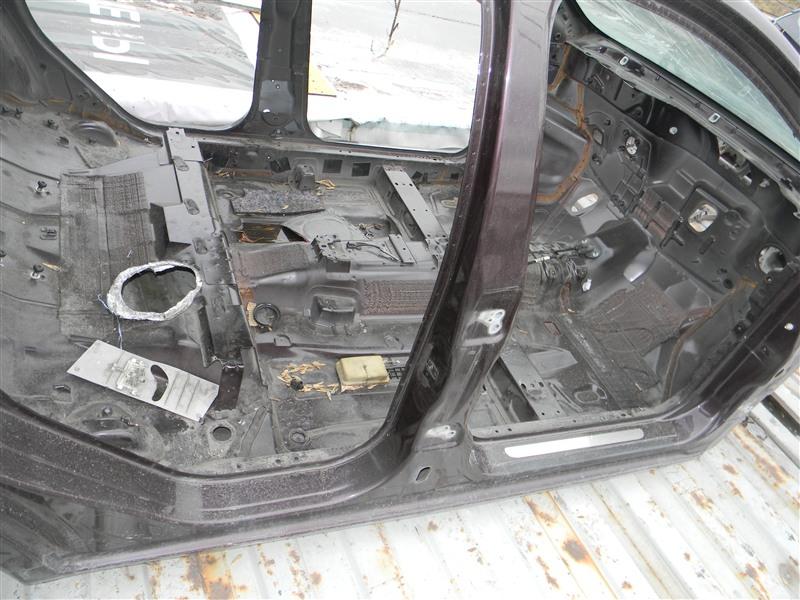 Порог Ford Focus CB4 SIDA 2008 правый