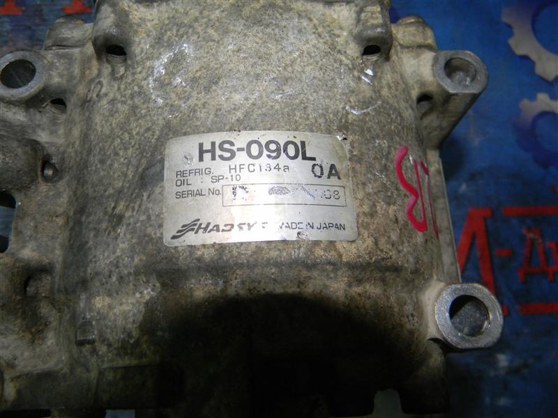 Компрессор кондиционера Honda Cr-V RD1 B20B 2000