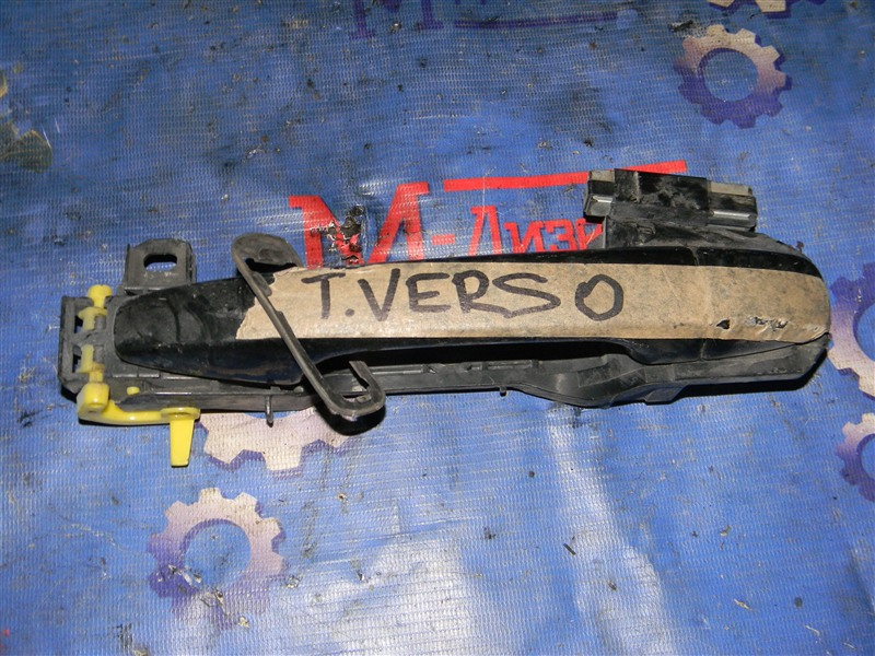 Ручка двери внешняя Toyota Corolla Verso задняя левая