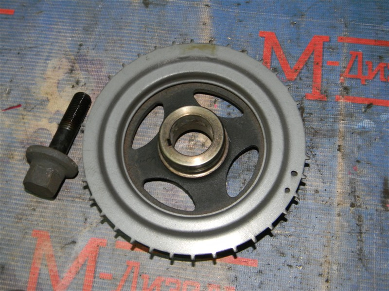 Шкив коленвала Mazda Axela BL5FP ZY-VE 2009