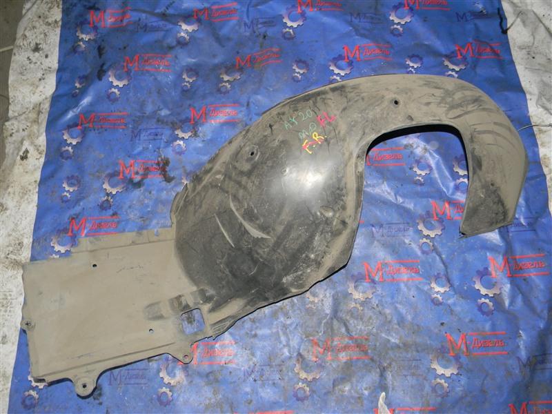 Подкрылок Bmw 318I E46 N42B20A 2003 передний левый