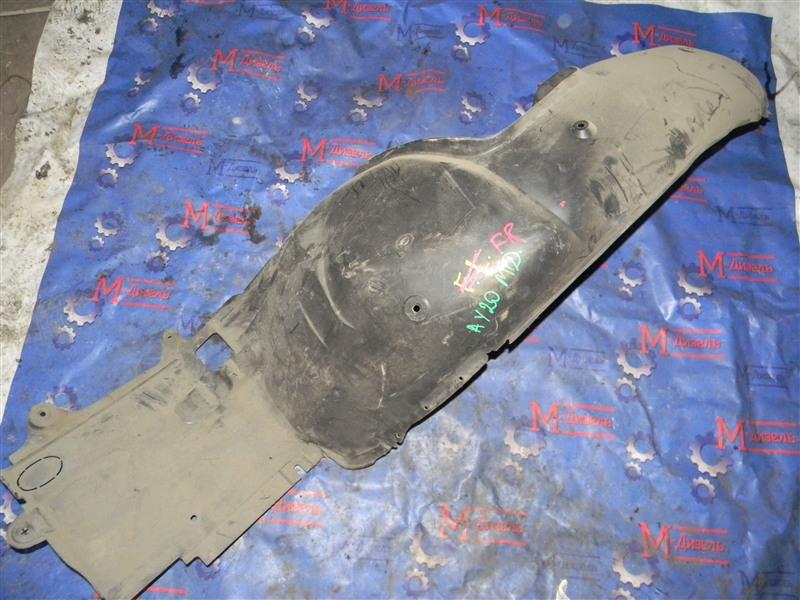 Подкрылок Bmw 318I E46 N42B20A 2003 передний правый