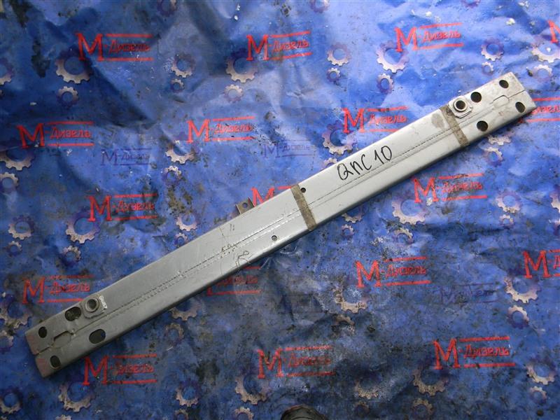 Усилитель бампера Toyota Passo KGC10 1KR-FE 2005 передний